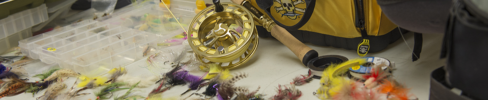 Fly Fishing equipment for Fly fishing charters in Key West